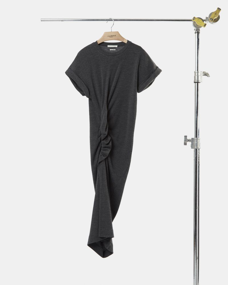 JISA jersey dress ISABEL MARANT ÉTOILE