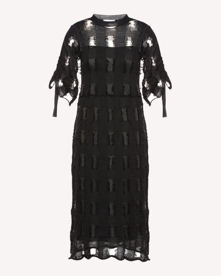 REDValentino Dress Woman QR3KD06H3VM 0NO a