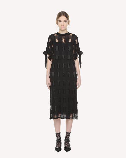 REDValentino Dress Woman QR3KD06H3VM 0NO f