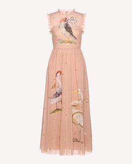 REDValentino Dress Woman QR3VA798412 NAV a