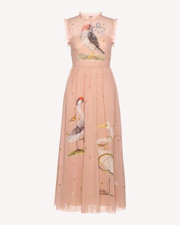 REDValentino QR3VA7B03SY R13 Dress Woman a