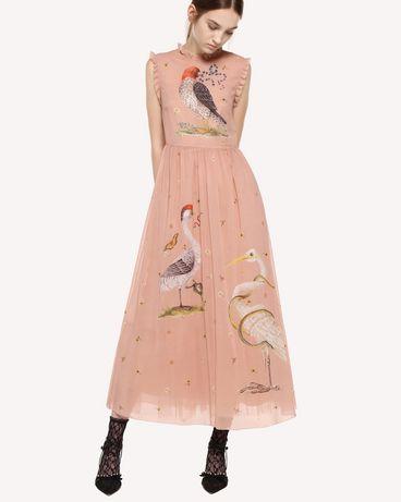 REDValentino QR3VA7B03SY R13 Dress Woman d