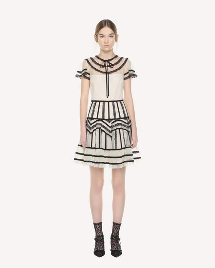 REDValentino Dress Woman QR3VA09L3U1 A03 f