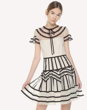 REDValentino QR3VA09L3U1 A03 Dress Woman d