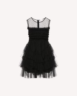 REDValentino Dress Woman QR0VA7Y042H 0NO a