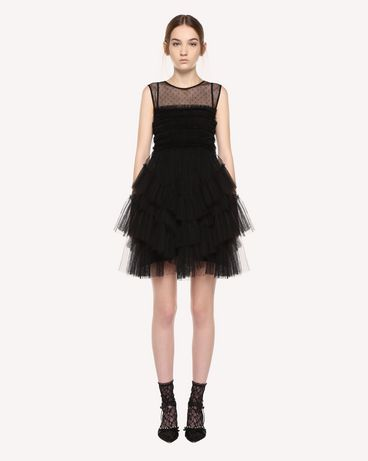 REDValentino QR3VA09Y3UF 0NO Dress Woman f