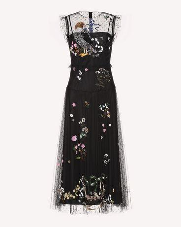 REDValentino QR3VA7551GK 0NO Dress Woman a