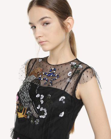 REDValentino QR3VA7551GK 0NO Dress Woman e