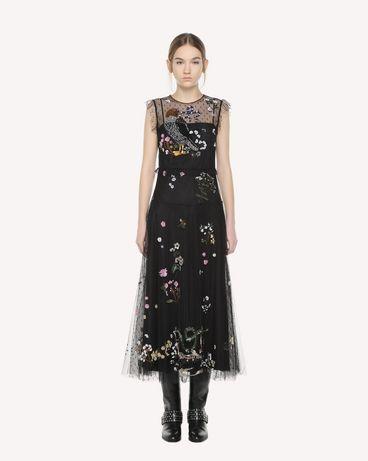 REDValentino QR3VA7551GK 0NO Dress Woman f
