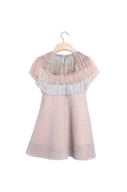 MISSONI KIDS Dress Light pink Woman - Front