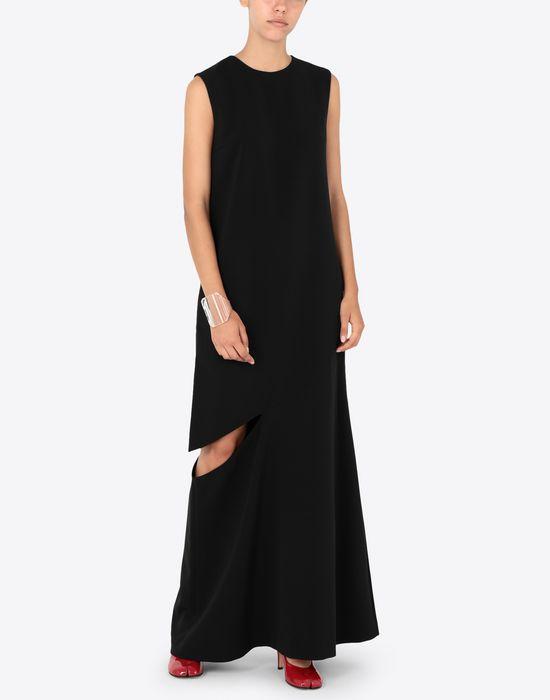 MAISON MARGIELA Slashed long dress Long dress [*** pickupInStoreShipping_info ***] d