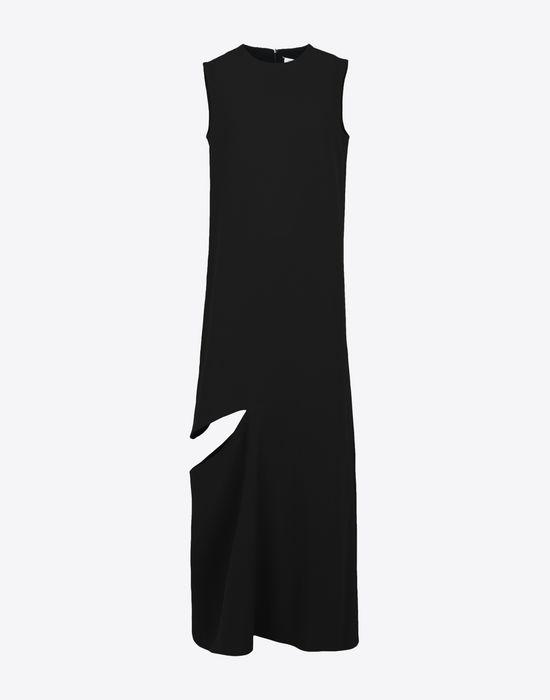 MAISON MARGIELA Slashed long dress Long dress [*** pickupInStoreShipping_info ***] f
