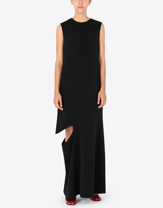 MAISON MARGIELA Slashed long dress Long dress [*** pickupInStoreShipping_info ***] r