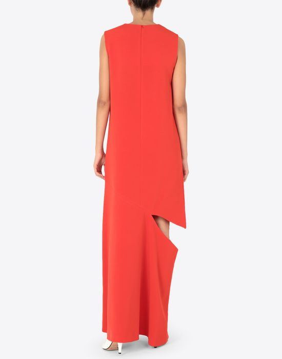 MAISON MARGIELA Long dress with slash detail Long dress [*** pickupInStoreShipping_info ***] e