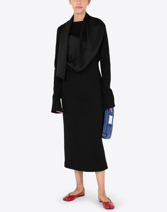 MAISON MARGIELA Dress with bodice details Long dress [*** pickupInStoreShipping_info ***] d