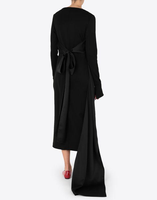 MAISON MARGIELA Dress with bodice details Long dress [*** pickupInStoreShipping_info ***] e