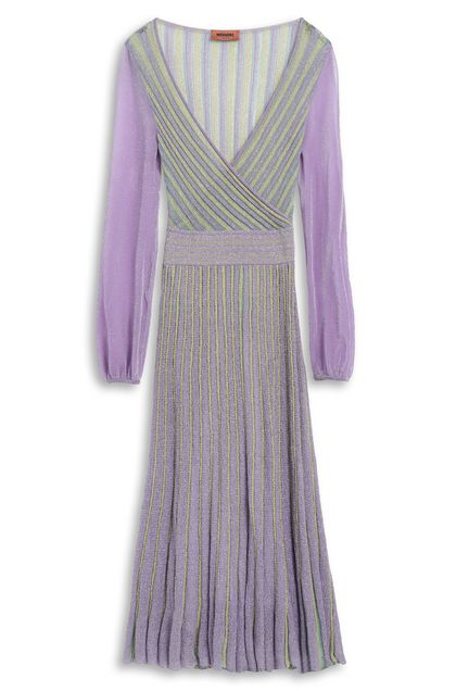 MISSONI Dress Lilac Woman - Front