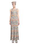 MISSONI Long dress Woman, Frontal view