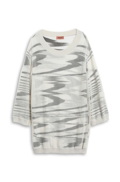 MISSONI Minidress Beige Woman - Front