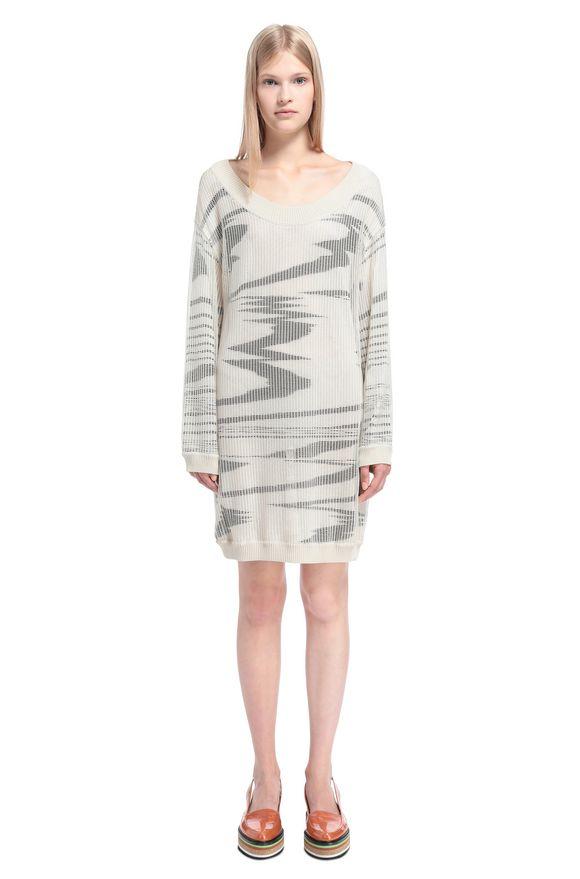 MISSONI Короткое платье Для Женщин, Вид сбоку