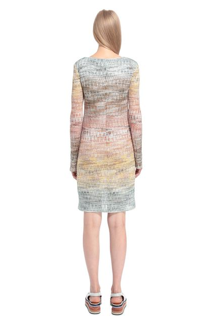 MISSONI Dress Orange Woman - Front