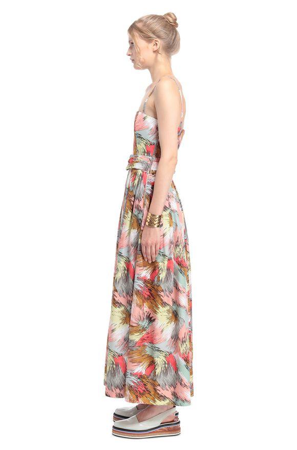 MISSONI Kleid Dame, Ansicht ohne Model