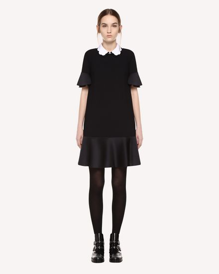 REDValentino Dress Woman QR0VA7Z5435 0NO f