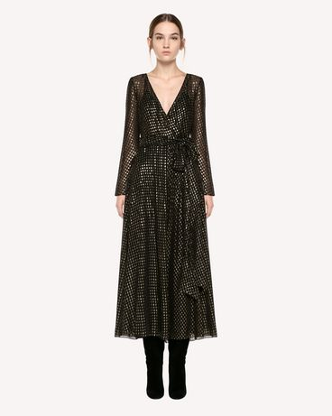 REDValentino QR0VA87541J 0NO Dress Woman f