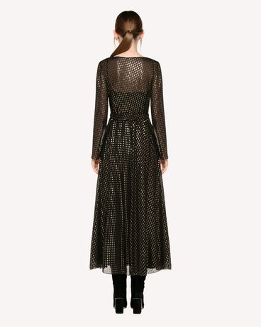 REDValentino QR0VA87541J 0NO Dress Woman r