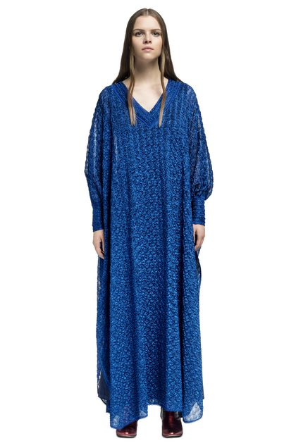 MISSONI Dress Bright blue Woman - Front