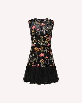 REDValentino Dress Woman QR3VA7351KY 0NO a