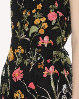 REDValentino Flora macramè dress