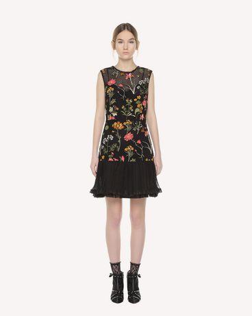 REDValentino QR3VA09Q3UC 0NO Dress Woman f