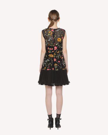 REDValentino QR3VA09Q3UC 0NO Dress Woman r