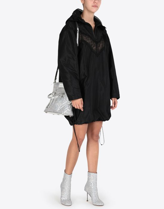 MAISON MARGIELA Silk taffeta dress Short dress [*** pickupInStoreShipping_info ***] d