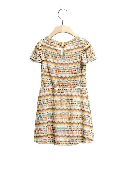 MISSONI KIDS Dress Yellow Woman - Front