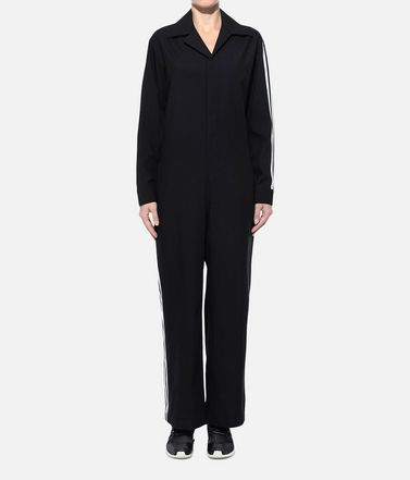 Y-3 Romper suit Woman Y-3 3-Stripes Jumpsuit  r
