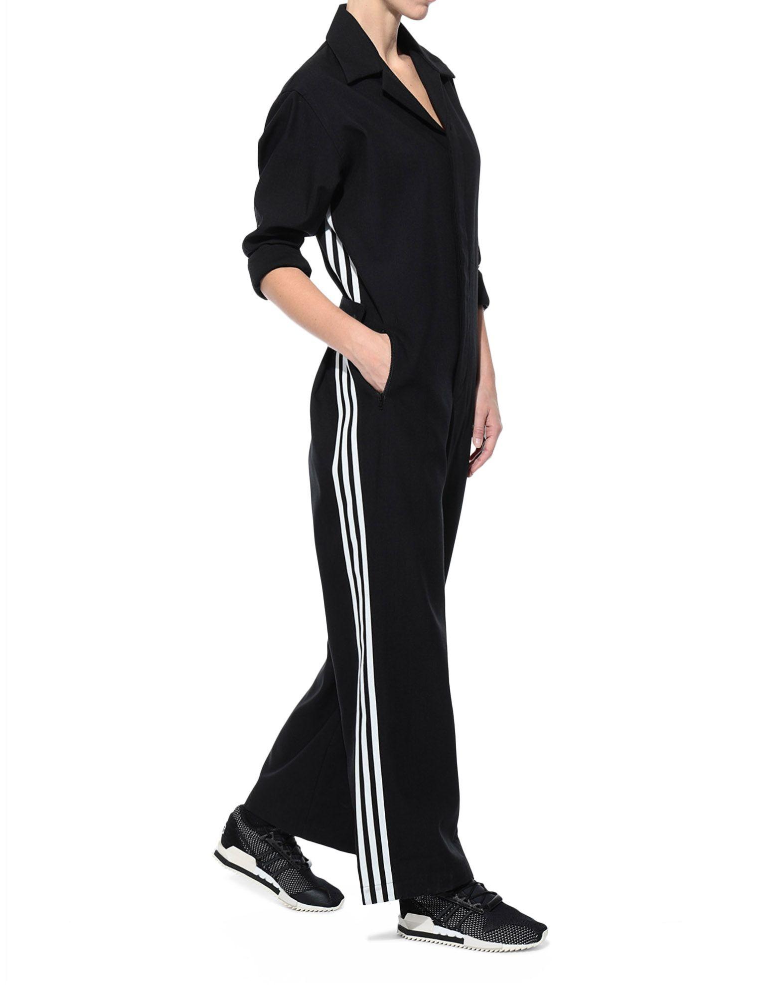 Y-3 Y-3 3-Stripes Jumpsuit  Barboteuse Femme a