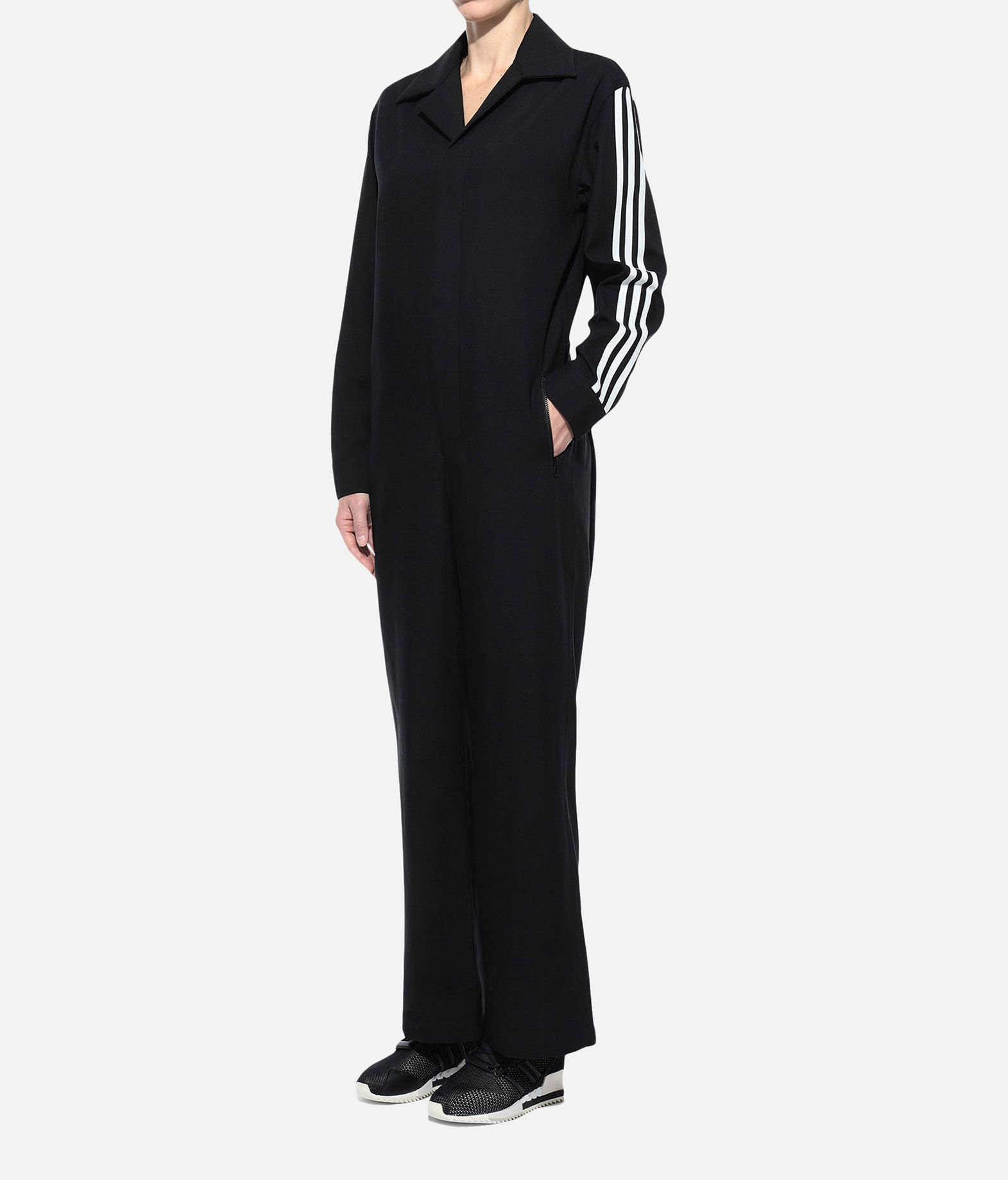 Y-3 Y-3 3-Stripes Jumpsuit  Romper suit Woman e