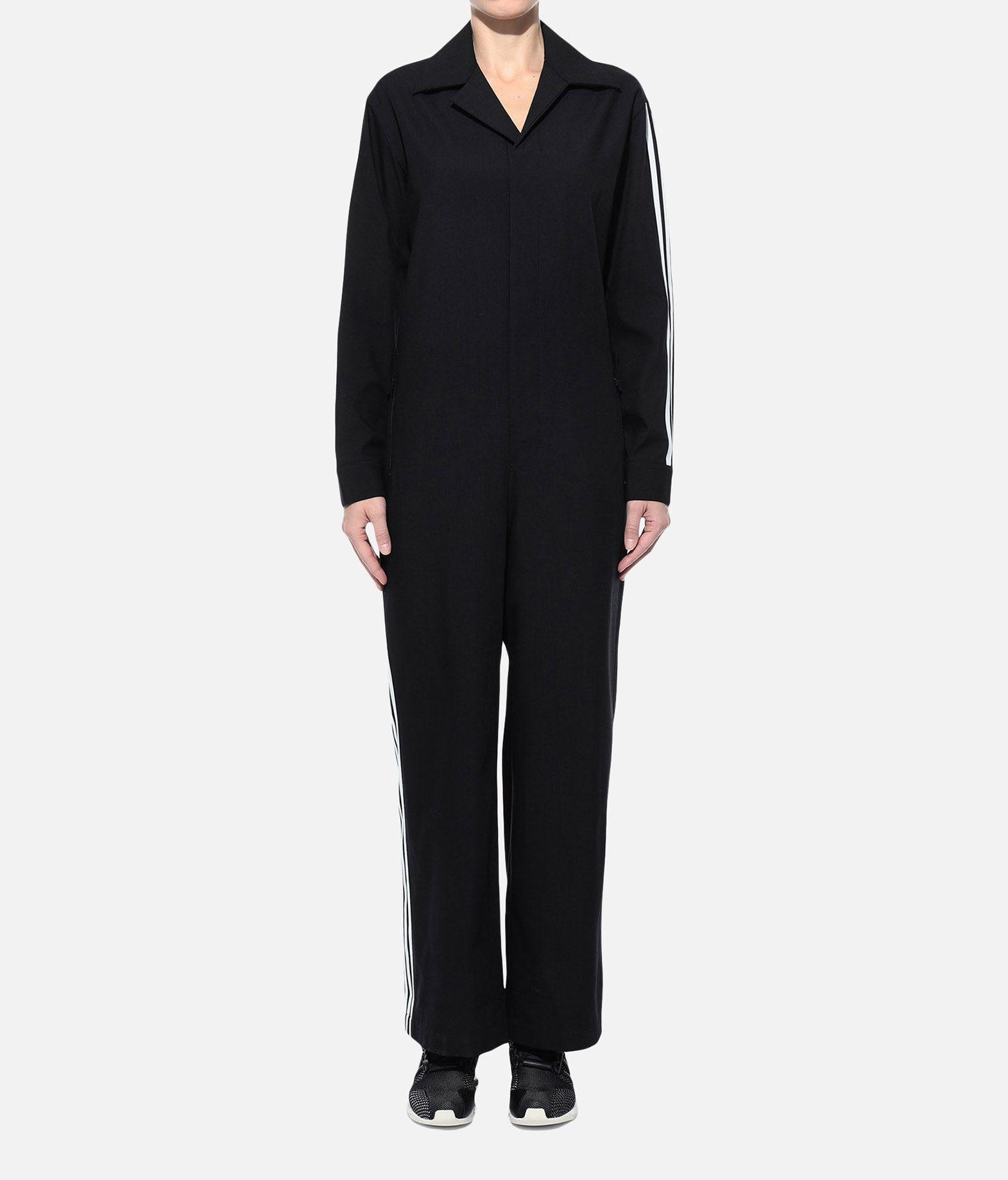 Y-3 Y-3 3-Stripes Jumpsuit  Romper suit Woman r