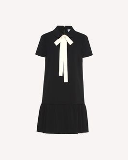 REDValentino Dress Woman QR3VA7F83TG 0NA a