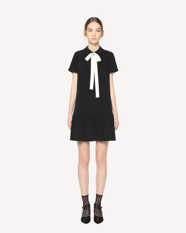 REDValentino QR3VA7F83TG 0NA Short dress Woman f
