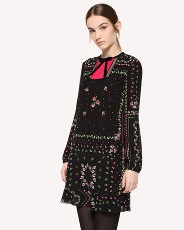 REDValentino QR0VA7S543C 0NO Dress Woman d