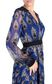 JUST CAVALLI Eye Of The Peacock maxi dress Long dress Woman e