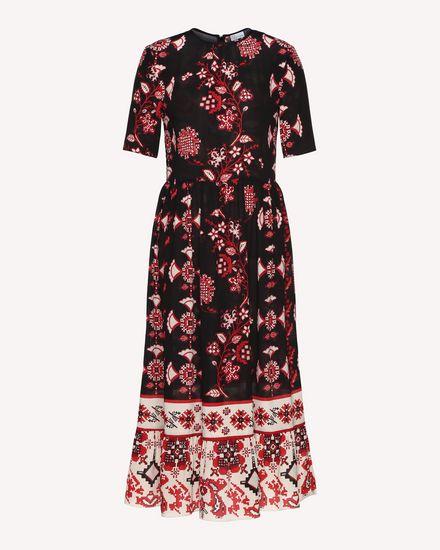 REDValentino Dress Woman QR0VA7M541T 0NO a