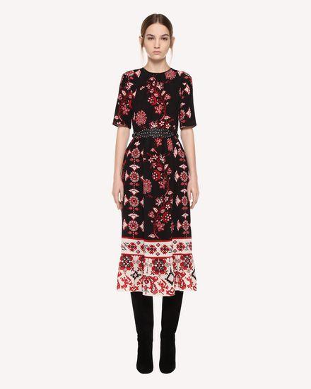 REDValentino Dress Woman QR0VA7M541T 0NO f