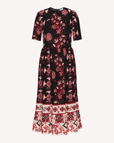 REDValentino QR0VA7M541T 0NO Dress Woman a