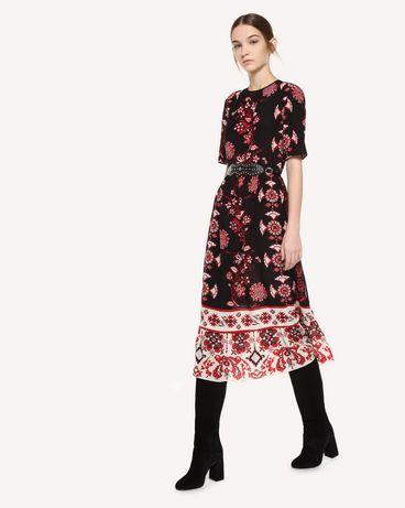 REDValentino QR0VA7M541T 0NO Dress Woman d