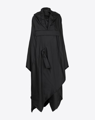 MAISON MARGIELA 3/4 length dress Woman Nylon popeline maxi sports dress f