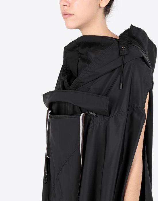 MAISON MARGIELA Nylon popeline maxi sports dress 3/4 length dress [*** pickupInStoreShipping_info ***] a
